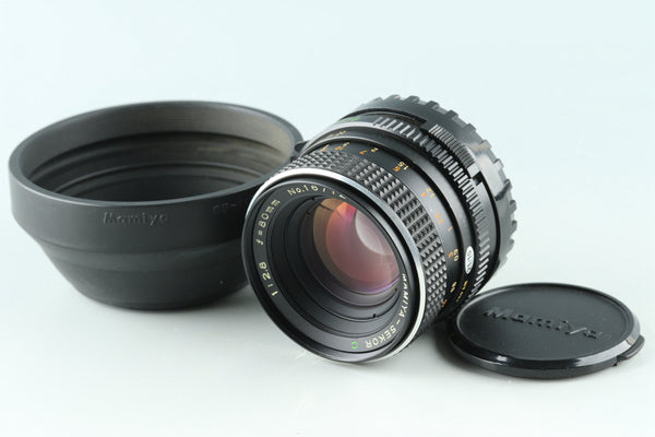 Mamiya-Sekor C 80mm F/2.8 Lens for Mamiya 645 #32136C5