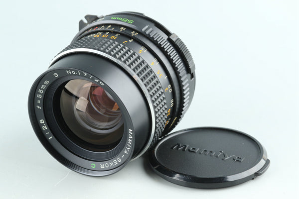 Mamiya-Sekor C 55mm F/2.8 S Lens for Mamiya 645 #32137E5