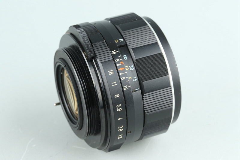 Asahi Pentax Super-Takumar 55mm F/1.8 Lens for M42 Mount #32148C3