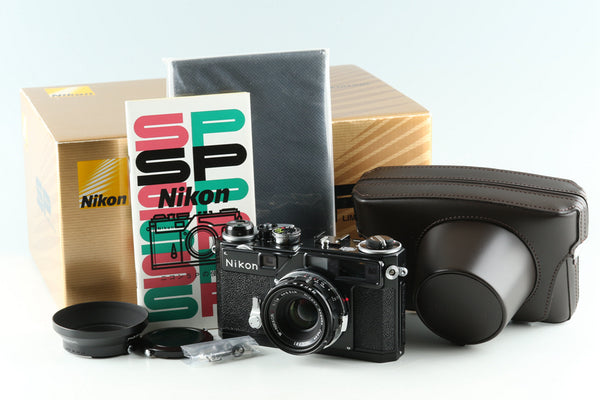 Nikon SP Black Limited Edition With Box #32195L4