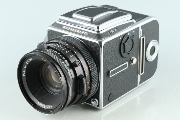 Hasselblad 503CX + 80mm F/2.8 Lens + A12 #32219F1