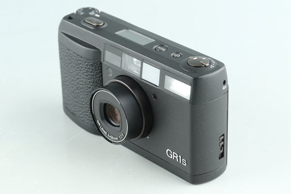 Ricoh GR1s 35mm Point & Shoot Film Camera With Box #32276L7