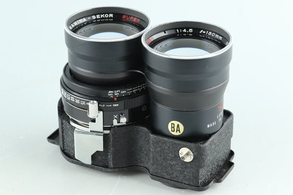 Mamiya-Sekor Super 180mm F/4.5 Lens #32282H21
