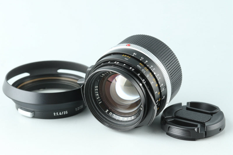 Leica Leitz Canada Summilux 35mm F/1.4 Lens for Leica M #32320C1