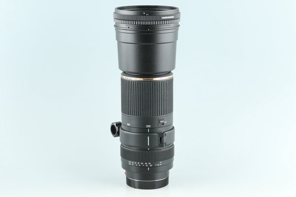 Tamron SP 200-500mm F/5-6.3 Di LD IF Lens for Minolta AF #32322H31