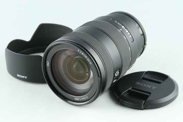 Sony E 16-55mm F/2.8 G Lens for Sony E #32326H31