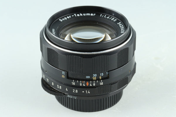 Asahi Pentax Super Takumar 50mm F/1.4 Lens for M42 Mount #32355C3