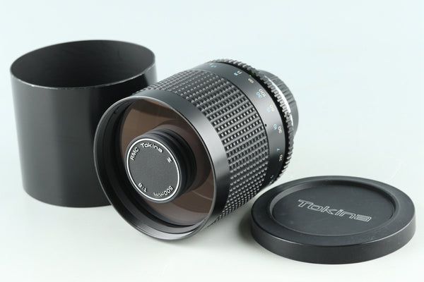 Tokina 500mm F/8 Lens for CY Mount #32376A6