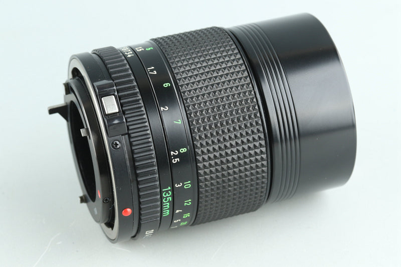 Canon FD 135mm F/2.8 Lens #32400H32