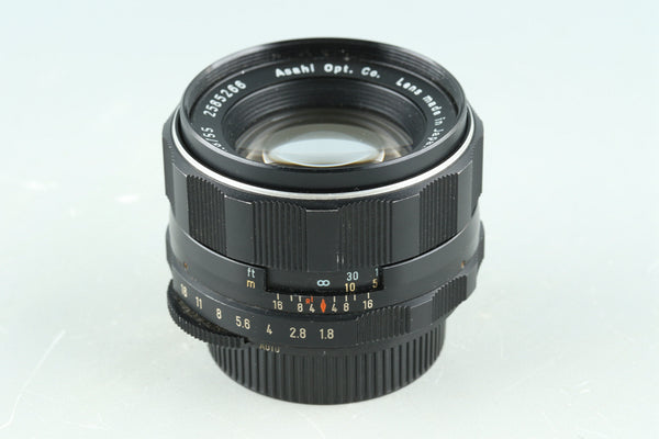 Asahi Pentax Super-Takumar 55mm F/1.8 Lens for M42 Mount #32408H32