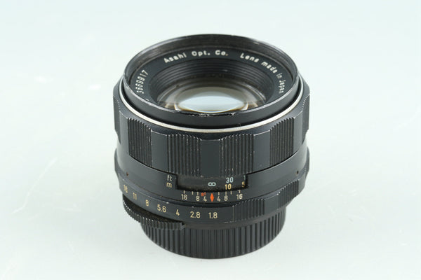 Asahi Pentax Super-Takumar 55mm F/1.8 Lens for M42 Mount #32409H32