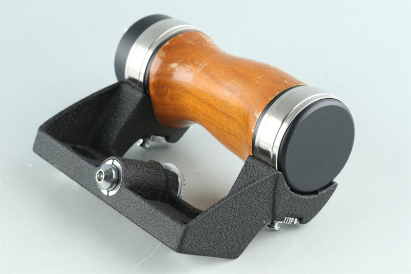 Pentax Wood Hand Grip for 6x7/67 #32466F2