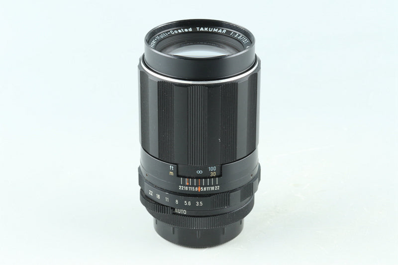 Asahi Pentax SMC Takumar 135mm F/3.5 Lens for M42 Mount #32472 G43