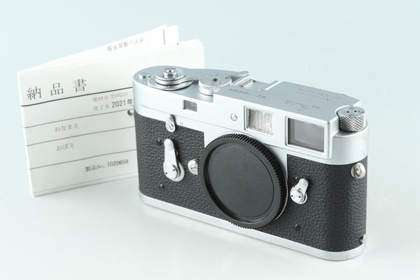 Leica Leitz M2 35mm Rangefinder Film Camera #32700D1