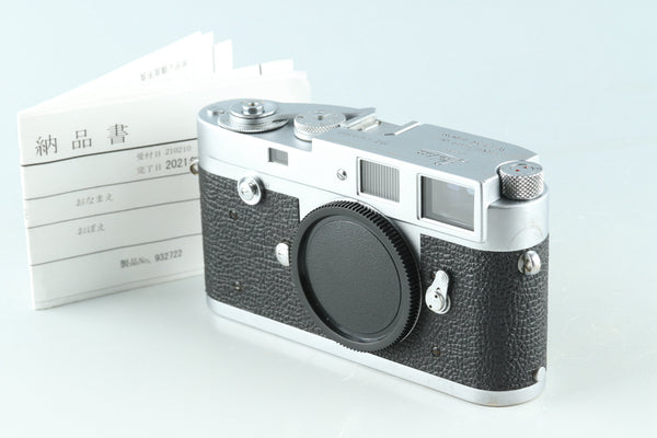 Leica Leitz M2 35mm Rangefinder Film Camera #32701D1