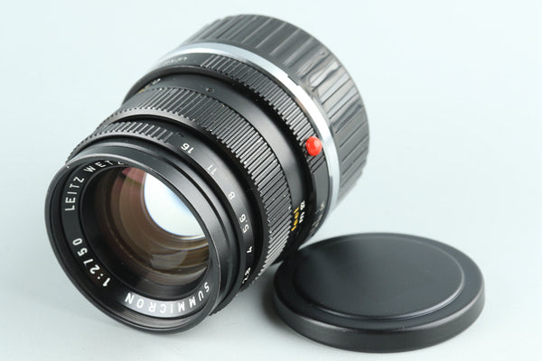 Leica Leitz Summicron 50mm F/2 Lens for Leica M #32714C1