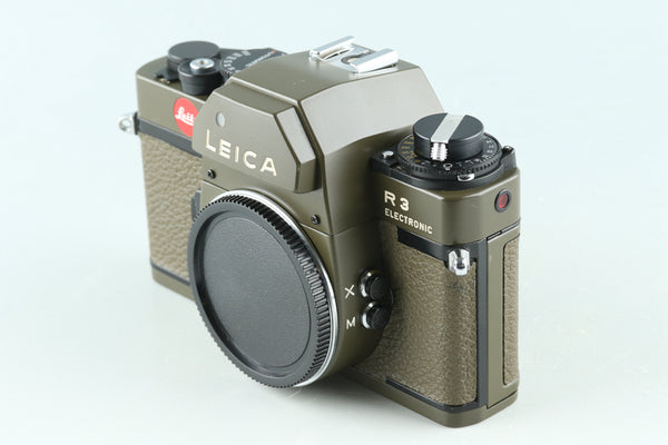 Leica R3 Safari 35mm SLR Film Camera #32732D5