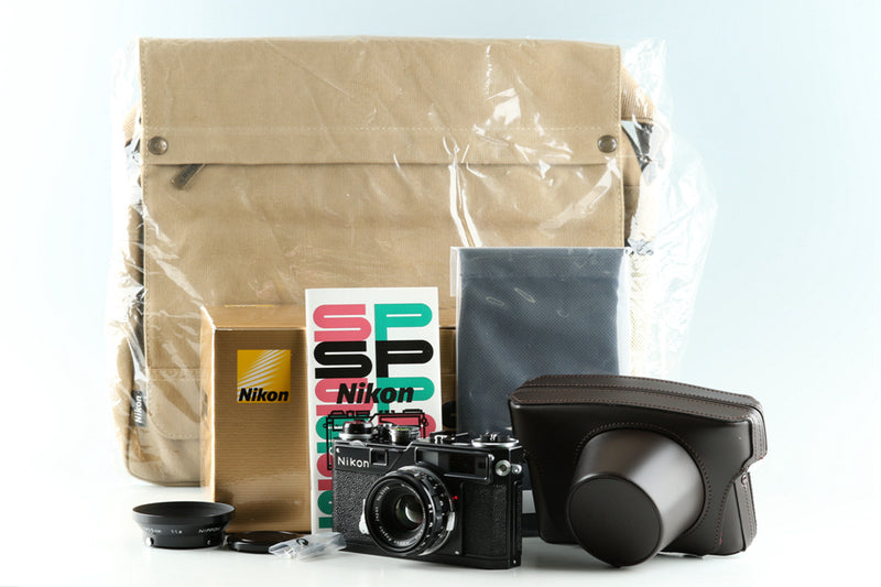 Nikon SP Limited Edition With Box #32825L4