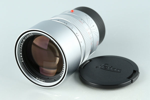 Leica Summicron-M 90mm F/2 E55 Lens for Leica M #32855C2