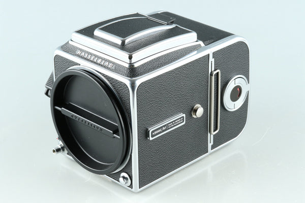 Hasselblad 500C/M Medium Format SLR Film Camera + A12 #32863E1
