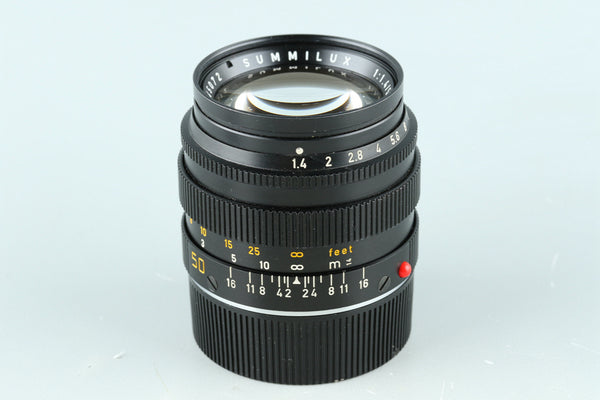 Leica Leitz Summilux 50mm F/1.4 Lens for Leica M #32871C2