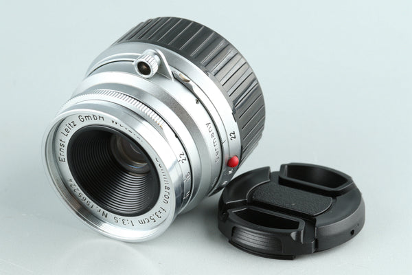 Leica Leitz Summaron 35mm F/3.5 Lens for Leica M #33040C1