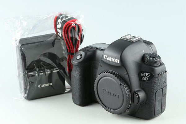 Canon EOS 6D Digital SLR Camera *Count 35001* #33066E6