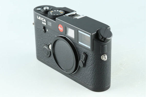 Leica M6 TTL 0.85 35mm Rangefinder Film Camera In Black #33104D1