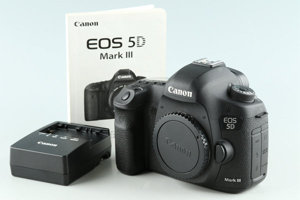 Canon EOS 5D Mark III Digital SLR Camera #33111E2