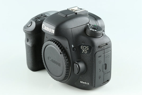 Canon EOS 7D Mark II Digital SLR Camera #33120E1