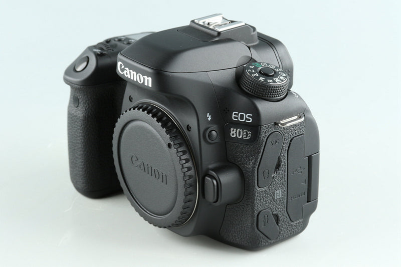 Canon EOS 80D Digital SLR Camera #33123E5