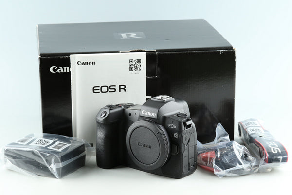 Canon EOS R Mirrorless Digital Camera With Box #33127L