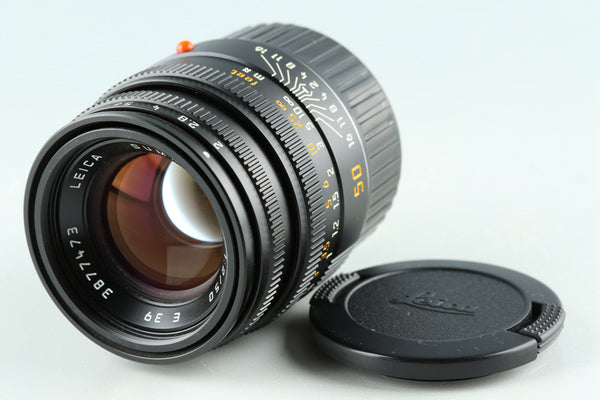 Leica Summicron-M 50mm F/2 Lens for Leica M #33130C2