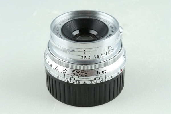 Leica Leitz Summaron 35mm F/3.5 Lens for Leica M #33166C1