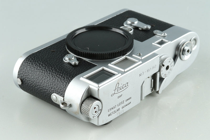 Leica Leitz M3 35mm Rangefinder Film Camera #33167D1