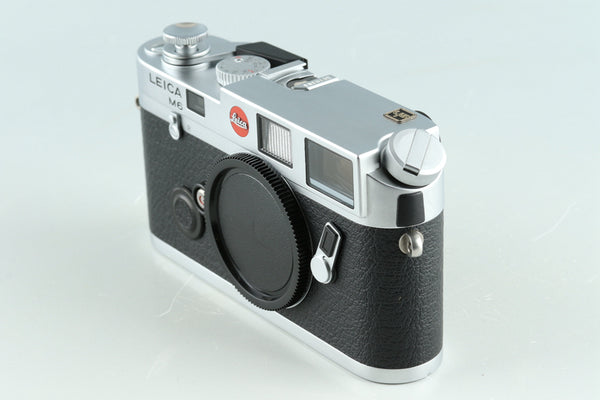 Leica M6 0.72 35mm Rangefinder Film Camera #33278D1