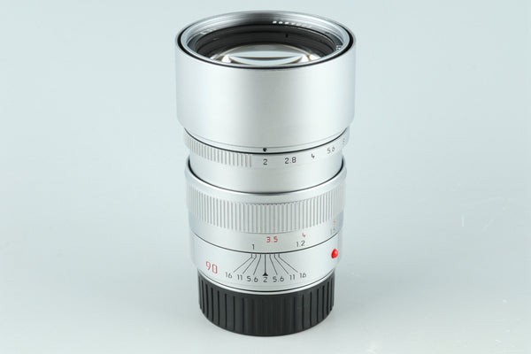 Leica Summicron-M 90mm F/2 Lens for Leica M #33284C2