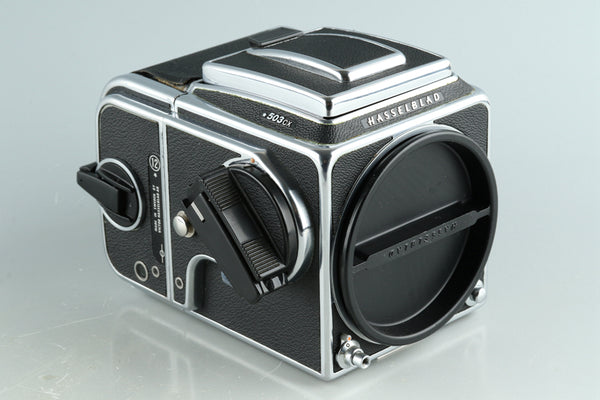 Hasselblad 503CX Medium Format SLR Film Camera + A12 #33296B6