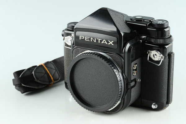 Pentax 67 TTL Medium Format SLR Film Camera #33307F3