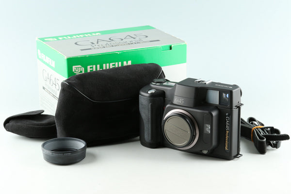 Fujifilm GA645 Medium Format Rangefinder Film Camera *Count 200* #33348L7
