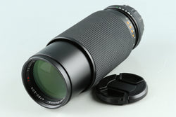 Contax Carl Zeiss Vario-Sonnar T* 80-200mm F/4 MMJ Lens for CY Mount #33394A2