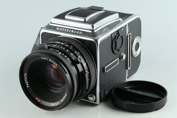 Hasselblad 503CX + 80mm F/2.8 Lens + A12 #33409E1