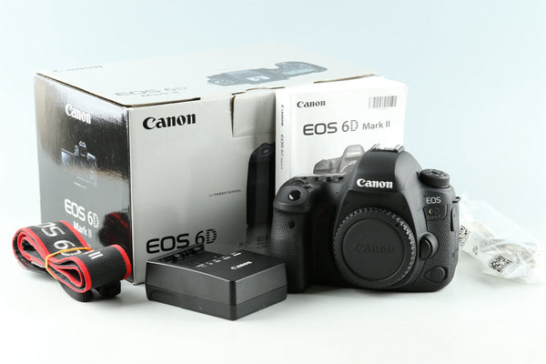 Canon EOS 6D Mark II Digital SLR Camera #33428L3