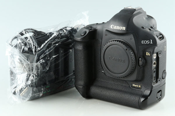 Canon EOS 1Ds Mark III Digital SLR Camera #33493F1