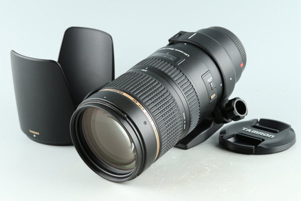 Tamron SP 70-200mm F/2.8 USD Di Lens for Sony AF #33616G41