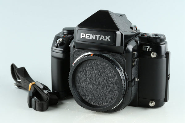 Pentax 67 II Medium Format SLR Film Camera #33620E1