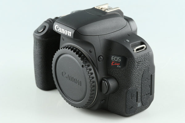 Canon EOS Kiss X9i + 18-55mm + 55-250mm #33696L