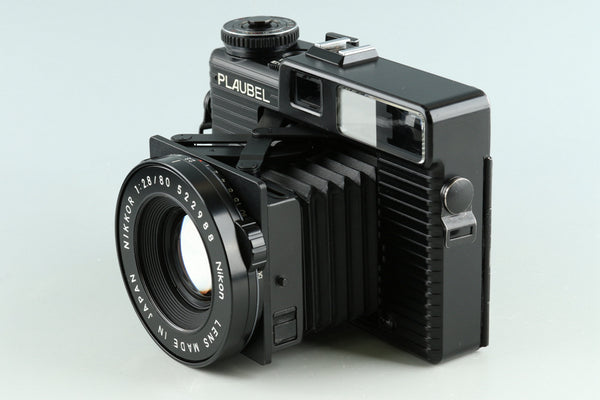 Plaubel Makina 670 Medium Format Rangefinder Film Camera #33714G23
