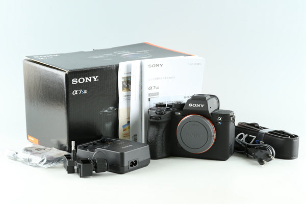 Sony a7SIII/α7SIII Digital SLR Camera With Box *JP Language Only* #33751L2