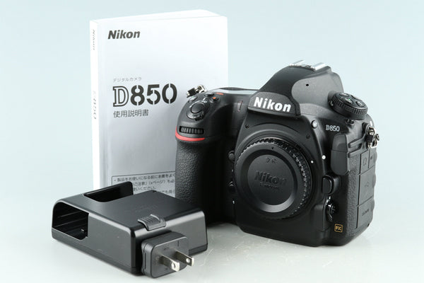 Nikon D850 Digital SLR Camera *Shutter count 22800* #33786E3
